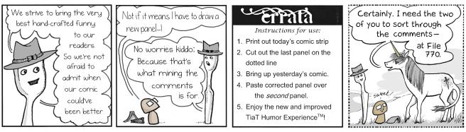 Errata strip for Kates Job offer involves File 770. Ick.