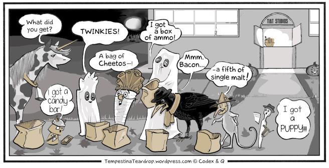 Tiat Studios provides tasty Halloween treats to all
