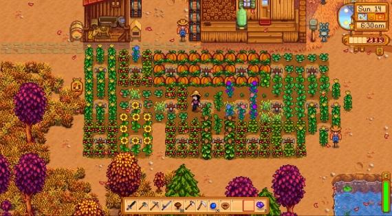 harvestmess
